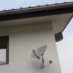 フラットアンテナと衛星アンテナのパック(REZ!+BSパック)