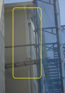 雨といアンテナ施工事例